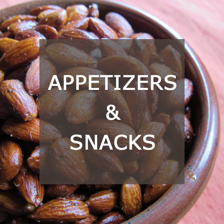 Appetizers & Snacks Recipes Fresh Food Bites Healthy Recipes