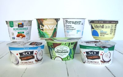 Best Dairy Free Yogurt to Substitute for Plain Yogurt