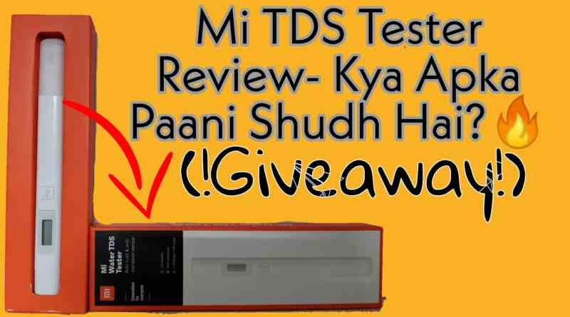 mi tds tester review