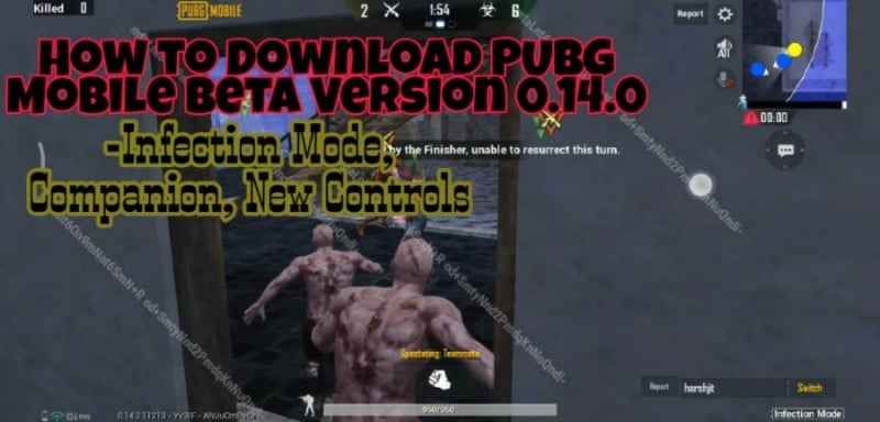 pubg mobile beta version 0.14.0 download