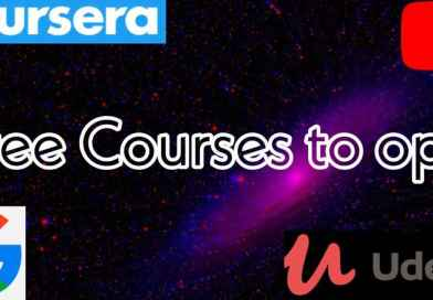 best top free courses to learn online for free in 2020 with certificate and degrees from google, udemy. coursera, edureka, youtube