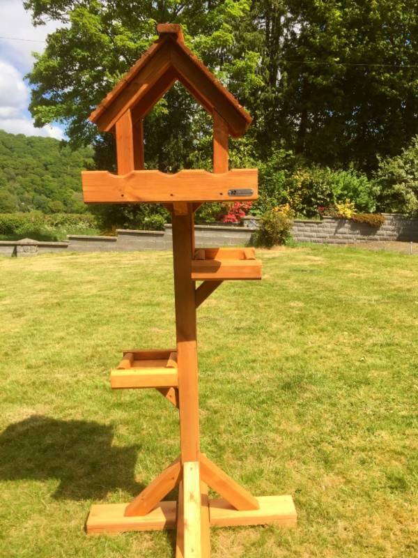 Riverside Woodcraft – Best Quality bird table out there?