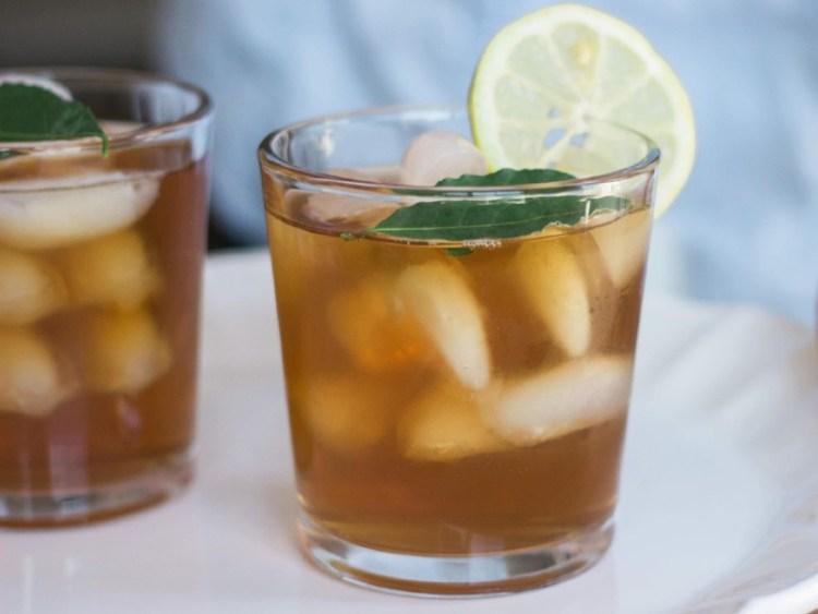 Iced honey Earl Grey Tea – A perfect summer drink