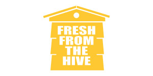 Fresh from the hive main logo