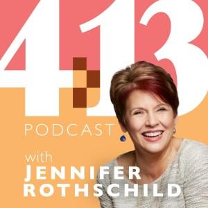 413 podcast logo