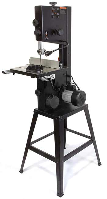 WEN 3962 Two-Speed 10-inch Band Saw with Stand