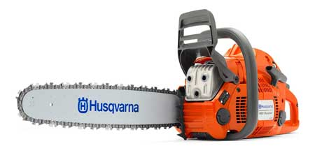 Husqvarna 460 Rancher-Chainsaw