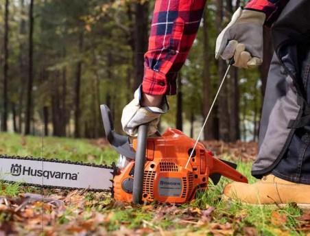 husqvarna 440e 16-inch chainsaw