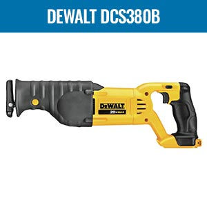 DEWALT DCS380B Max Reciprocating Saw