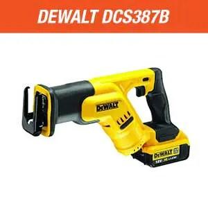 DEWALT DCS387B Max Reciprocating Saw