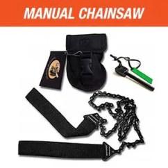 manua chainsaw