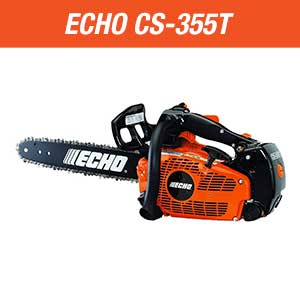 Echo CS-355T Top Handle Chainsaw