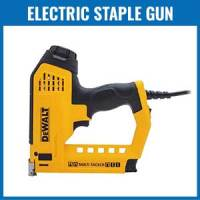 Electrical Staple Guns