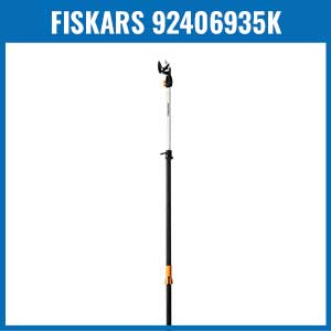 Fiskars 92406935K Tree Pruning Stik Pruner