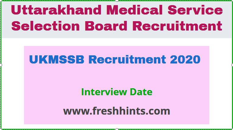 UKMSSB Recruitment 2020 (2)