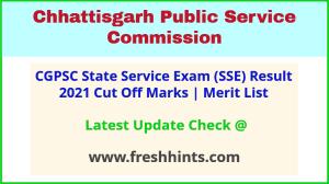 CG Pivil Service DSP Naib Tehsildar Results Selection List 2021