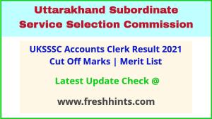 Uttarakhand Lekha Lipik Selection List 2021