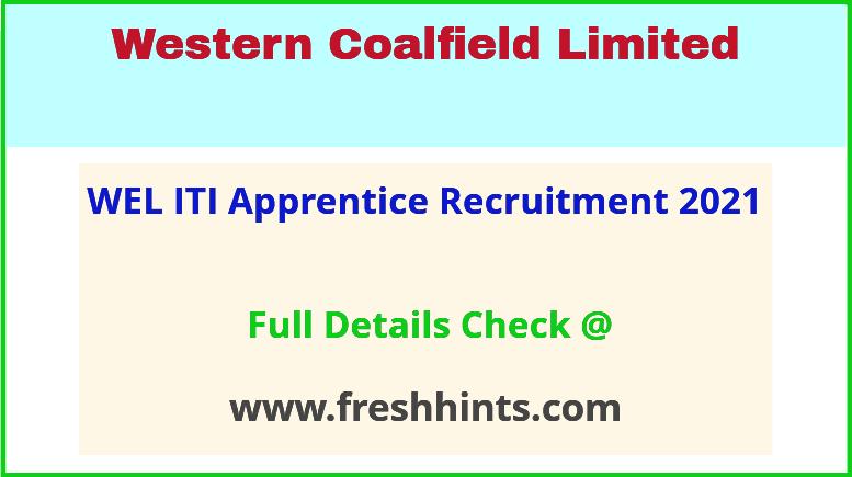 WEL Apprentice recruitment 2021