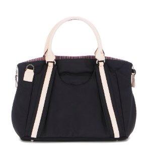A Stylish & Preppy Diaper Bag.