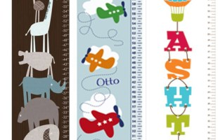 Cute & Personalized Growth Charts