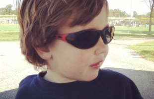 Cute Sunglasses (and indestructable) for Toddlers