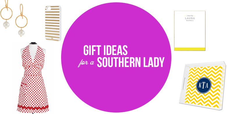 gift ideas for a southern lady
