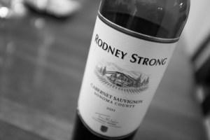 Rodney Strong Cabernet