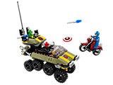 Captain America Legos