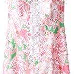 lilly pink flamingo dress