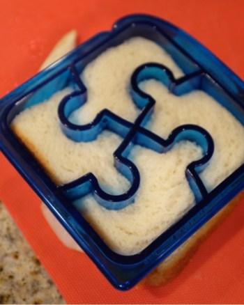 Sandwich shapes