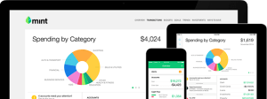Do you know how you're spending your money? Mint budgeting app will break it down for you in seconds.