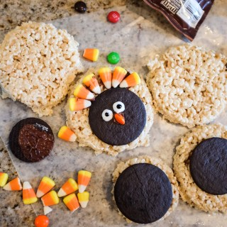 Easy Thanksgiving Cookies To Make with Kids