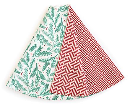 Elegant Tree Skirts: They DO exist!