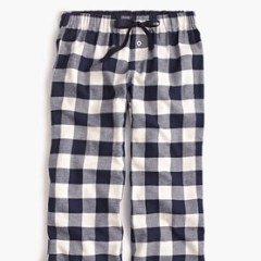 Check! Be on Trend: Buffalo Check Pajamas for Kids & Adults
