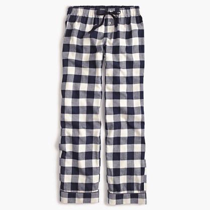 Check! Be on Trend: Buffalo Check Pajamas for Kids & Adults