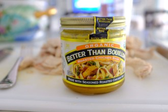 Secret Ingredient to Chicken Noodle Soup