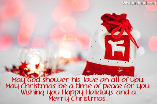 Year Quotes Family And Christmas Merry Wishing Your You And Happy New
