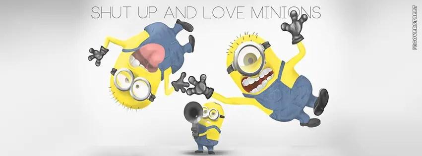 20 Funny Minion Facebook Cover Photos Freshmorningquotes