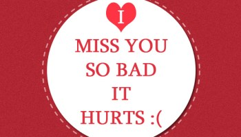 60+ Beautiful Missing you Quotes for Him: I Miss You Quotes