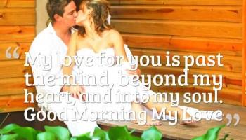 30 Beautiful Good Morning Quotes For Him Freshmorningquotes