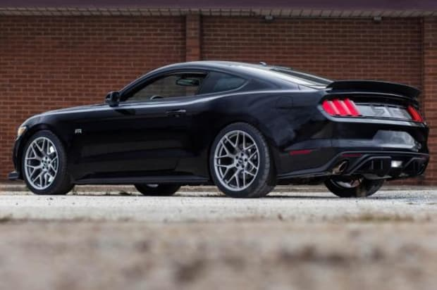 2015 ford mustang rtr tuned to 725hp ietp