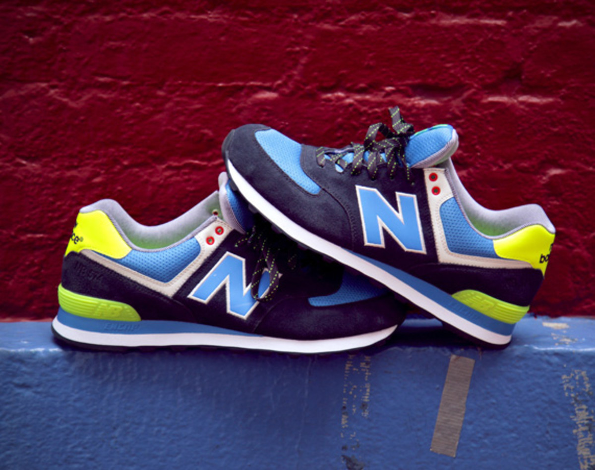New Balance 574 Yacht Club Collection Freshness Mag
