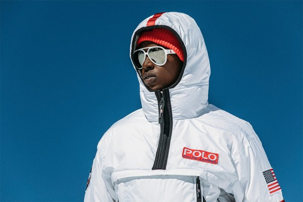 Ralph Lauren Introduces RL Heat Technology with New Polo