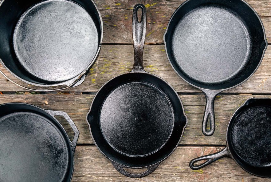 How to Season Cast Iron Cookware So It Lasts Forever   Fresh Off The Grid