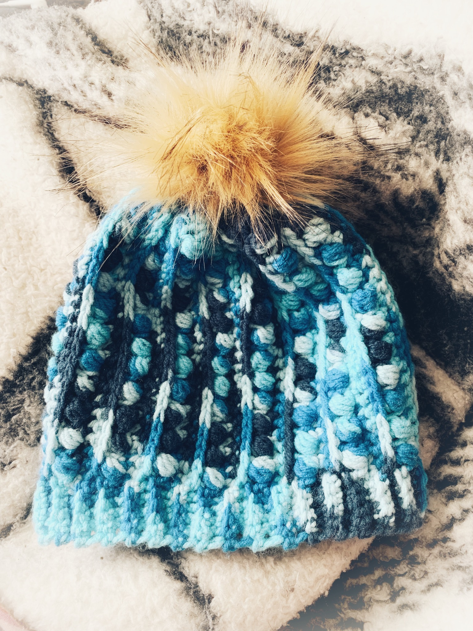 mainstays basic yarn beanie