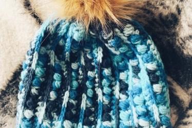 mainstays basic yarn beanie
