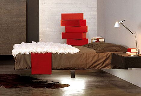 lagostudio fluttua bed 2 Fluttua   The Floating Bed