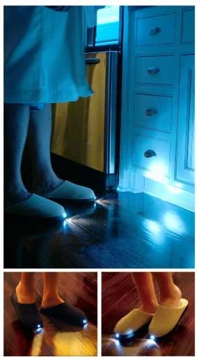 led slippers Lighted Slippers