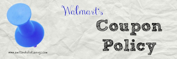 Walmart Updates Amp Changes To Coupon Policy Fresh Outta