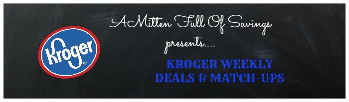 Kroger Michigan Weekly Deals - Fresh Outta Time